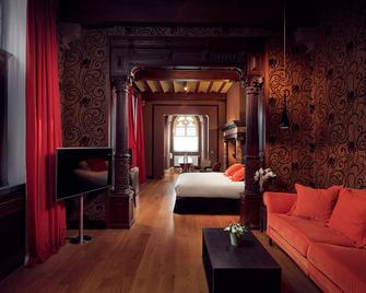 Van Der Valk Sélys Liège Hotel & Spa - Lüttich - Schlafzimmer