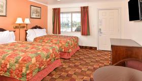 Americas Best Value Inn & Suites Klamath Falls - Klamath Falls - Κρεβατοκάμαρα
