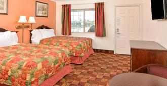 Americas Best Value Inn & Suites Klamath Falls - Klamath Falls - Bedroom