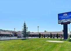 Americas Best Value Inn & Suites Klamath Falls - Klamath Falls - Building