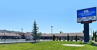 美洲最有價值酒店 - 克拉馬斯瀑布 - 克拉馬斯瀑布 - 克拉馬斯福爾斯 - 建築