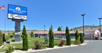 Americas Best Value Inn & Suites Klamath Falls - Klamath Falls - Gebäude