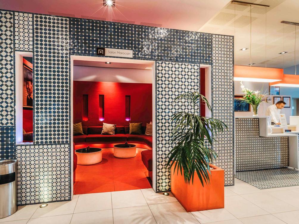 Ibis Tanger City Center, Tánger: encuentra el mejor precio