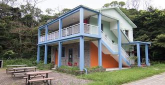 (Lantau Island) Yha Ngong Ping Sg Davis Youth Hostel - Hong Kong - Edificio