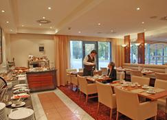 City Park Hotel - Франкфурт-на-Одере - Ресторан