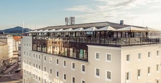 薩爾茨堡皇冠假日酒店 - 薩爾斯堡 - 薩爾玆堡 - 建築
