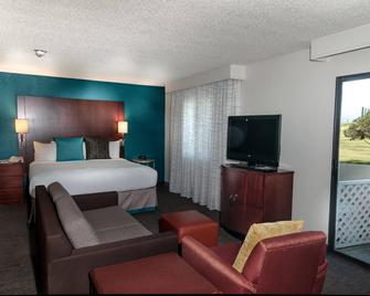 Residence Inn by Marriott Oxnard River Ridge - Oxnard - Schlafzimmer