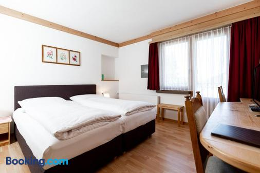 Hotel Bären - Σεν Μόριτζ - Κρεβατοκάμαρα