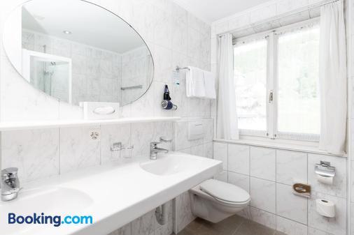 Hotel Bären - Σεν Μόριτζ - Μπάνιο
