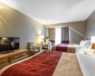 Comfort Inn Midland - Midland - Bedroom