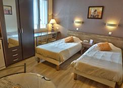 Residence Le Bellevue - Caen - Bedroom