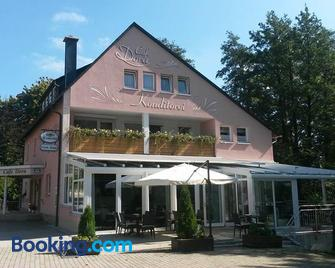 Pension Konditorei Cafe Dora - Muenchberg - Building