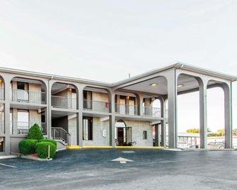 Quality Inn - Maysville - Edificio