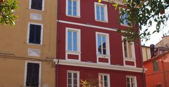 Ostello Palazzo Nizza - Massa - Edificio