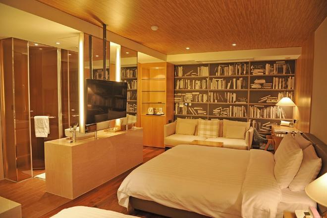 格蘭莫斯飯店 - 首爾 - 臥室