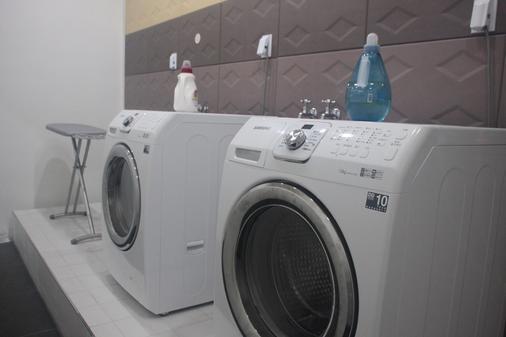 Grammos Hotel - Seoul - Laundry facility