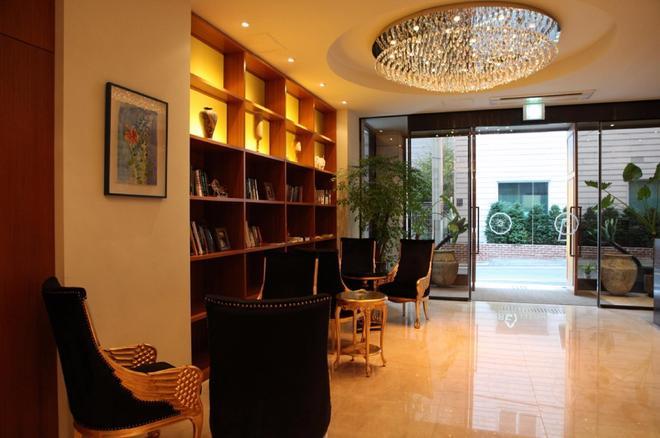 Grammos Hotel - Seoul - Lobby