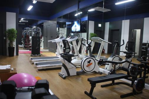 Grammos Hotel - Seoul - Gym