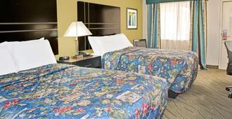 Howard Johnson by Wyndham Houston Downtown - יוסטון - חדר שינה
