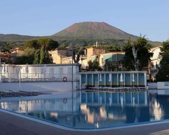 Hotel Sakura - Torre del Greco - Басейн