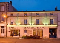 Citotel Le Cheval Blanc - Cognac - Building
