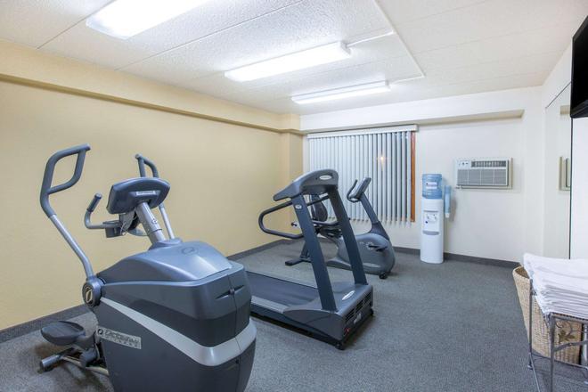Days Inn by Wyndham Sioux Falls Empire - Sioux Falls - Gym