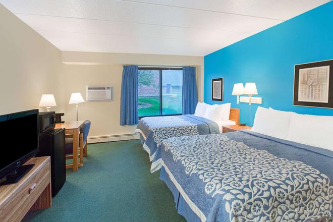 Days Inn by Wyndham Sioux Falls Empire - Sioux Falls - Phòng ngủ