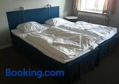 Det Lille Hotel - Rønne - Bedroom