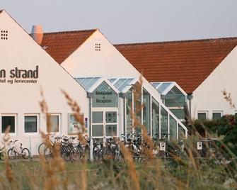 Skagen Strand Hotel Og Feriecenter - Skagen - Gebouw