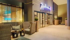 Radisson Blu Hotel, Milan - Milán - Entrada del hotel