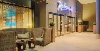 Radisson Blu Hotel, Milan - Μιλάνο - Είσοδος