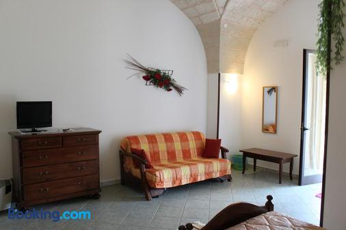 Villa Papaleo - Giurdignano - Living room