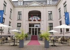 Fletcher Hotel-Paleis Stadhouderlijk Hof - Leeuwarden - Patio