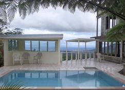 Dave Parker's Eco Lodge - Apia - Piscina