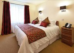 The Hare & Five Hounds Hotel - West Bromwich - Bedroom
