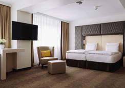 鉑爾曼柏林施維澤霍夫酒店 - 柏林 - 柏林 - 臥室