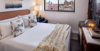 Redford Hotel - New York - Camera da letto