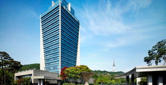 Banyan Tree Club & Spa Seoul - Seúl - Edificio