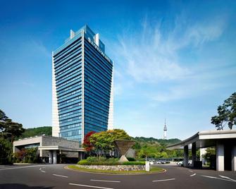 Banyan Tree Club & Spa Seoul - Seoul - Building