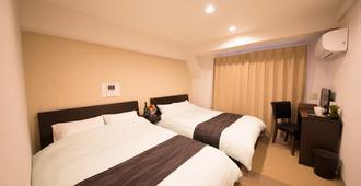 Hotel Cocode Plus - Osaka - Bedroom