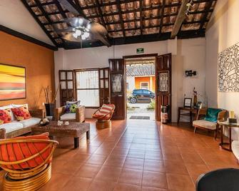 Hotel Dona Juana - Tlacotalpan - Вітальня
