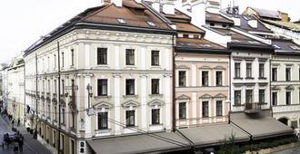 Hotel Leopolis - Lemberg - Gebäude