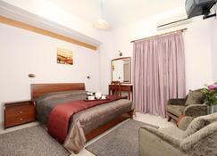 Villa Plaza - Spétses - Bedroom
