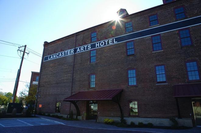 Lancaster Arts Hotel - Lancaster - Κτίριο