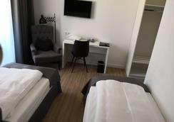 Hotel Lindenhof - Ντίσελντορφ - Κρεβατοκάμαρα