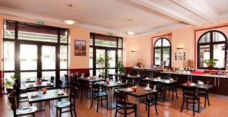 هوتل لو كلوشير دي روديز - تولوز - مطعم