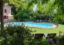 Chambres d'Hôtes Au Val Dormant - Mirabel - Pool