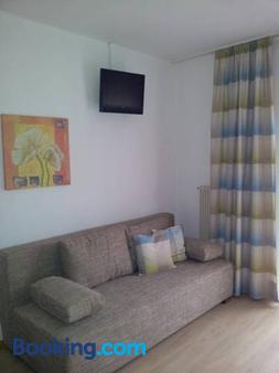 Garni Rebhof - Nals - Wohnzimmer