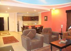 Villa Hotel Apartments Al Khobar - Al Khobar - Salon