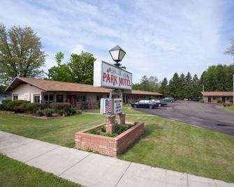 Park Motel - Marshfield - Building